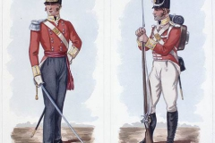 Berry Head Soldiers early 1800's.