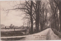 Churston as it was.