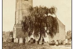 St Mary's circa 1860.