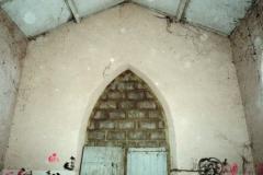 Interior of non-conformist chapel present day.