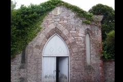 Non-conformist chapel of rest 1860.