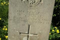 CWGC War Grave.