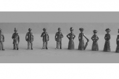 Late Victorian figures thanks to Paul Stadden.