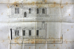 Bakers Hill School drawing 1874.